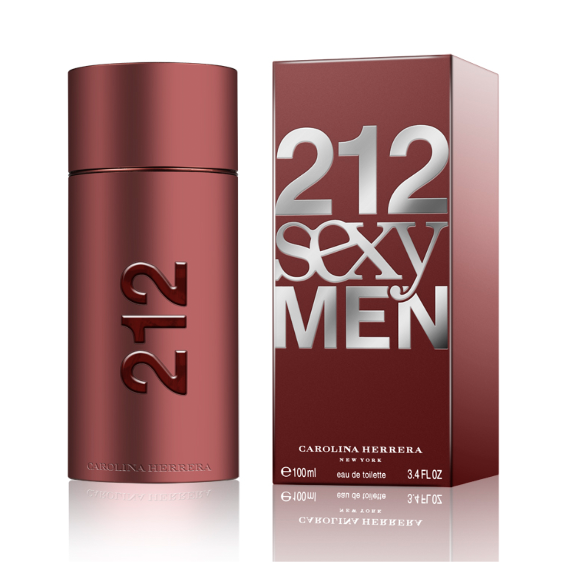 Carolina Herrera - Sexy Men - eau de toilette
