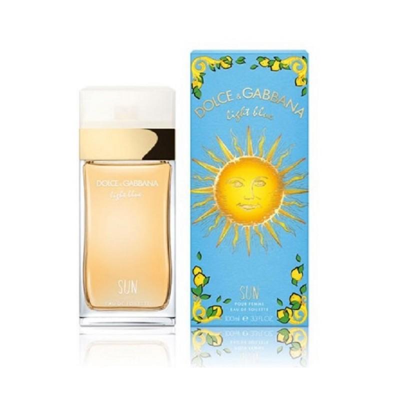 Dolce & Gabbana - Light Blue Sun - eau de toilette