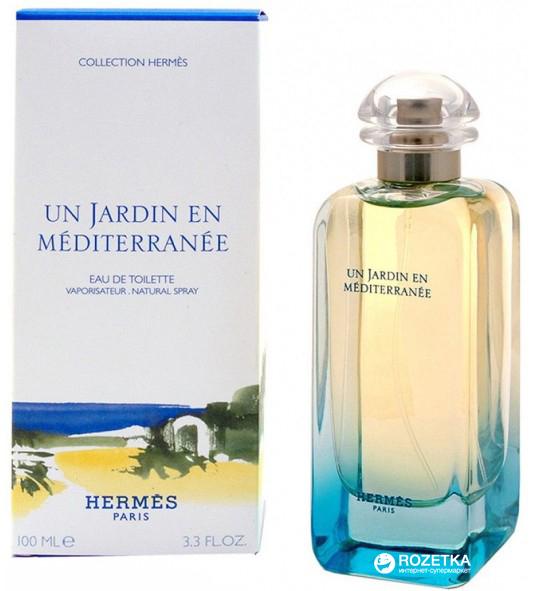Hermès - Un Jardin en Mediterranée - eau de toilette