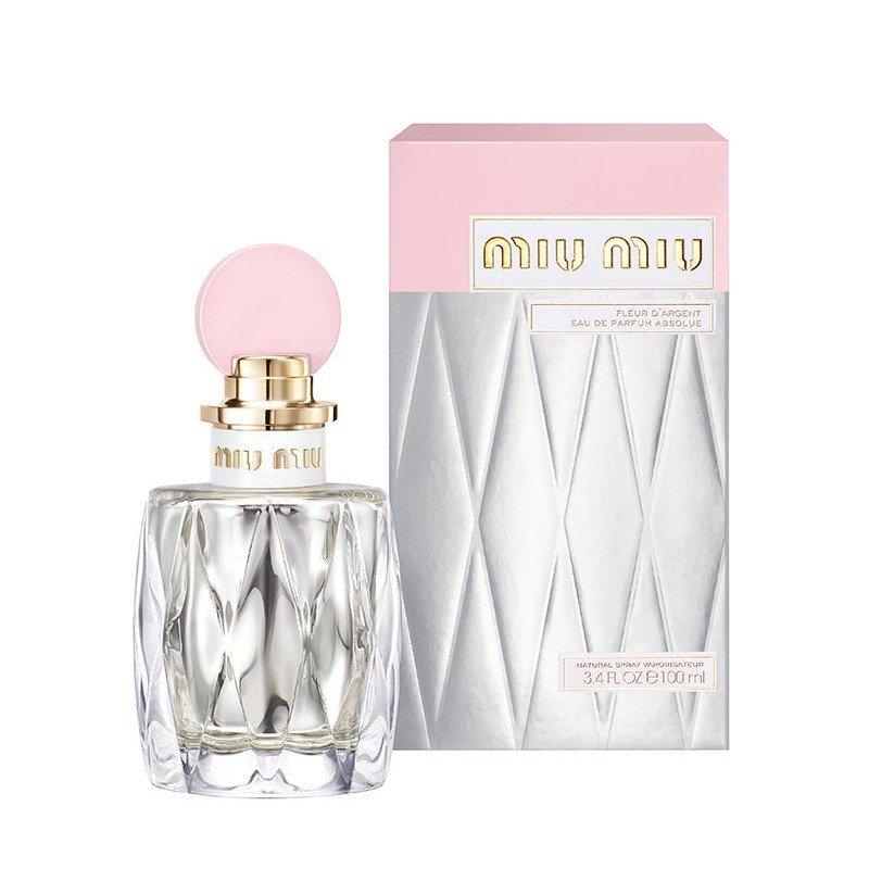 Miu Miu - Fleur D'Argent - eau de parfum absolue