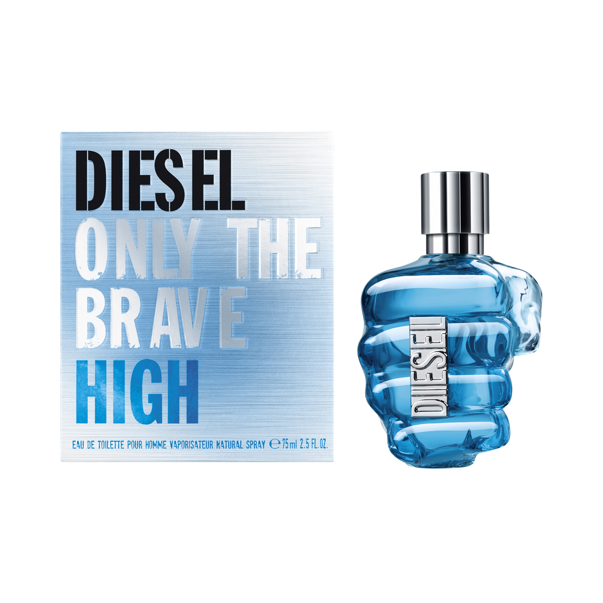 Diesel - Only the Brave High - eau the toilette