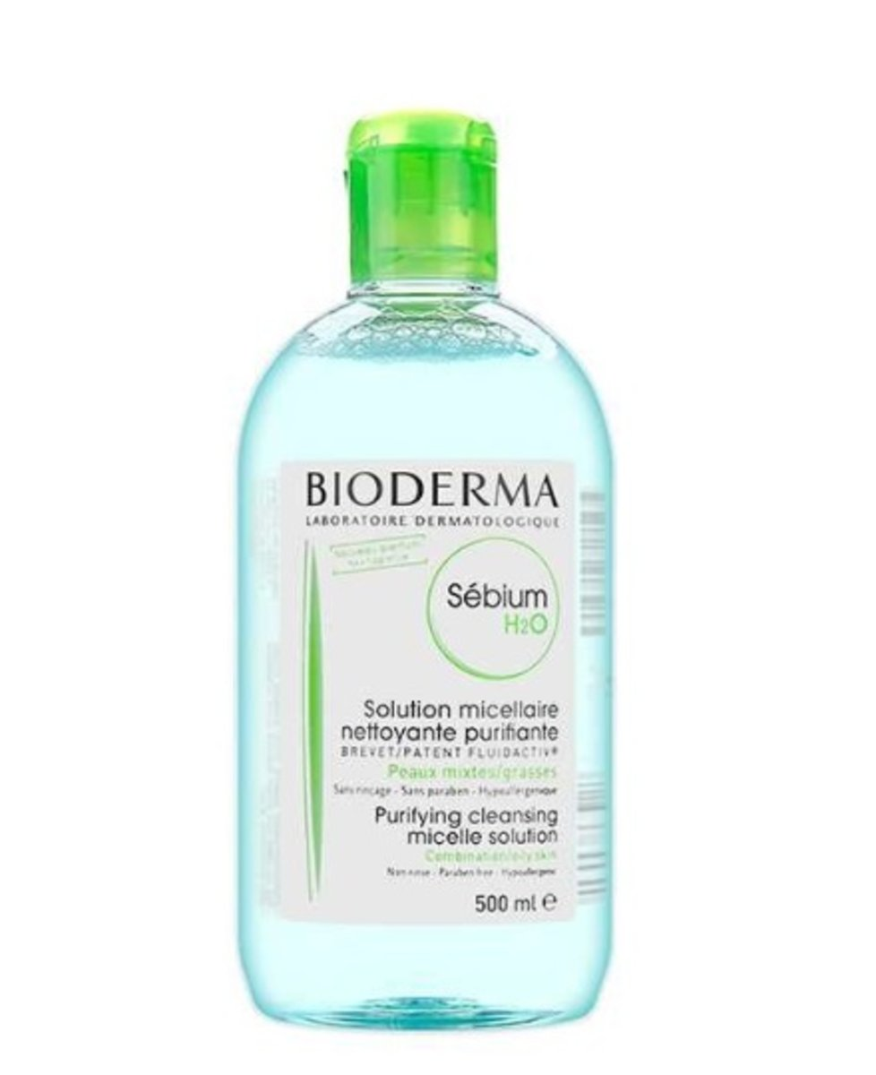 Bioderma - Sebium H2O solution micellaire nettoyante purifiante