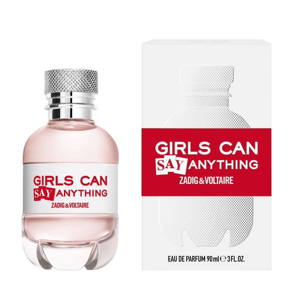 Zadig & Voltaire - Girls Can Say Anything - eau de parfum