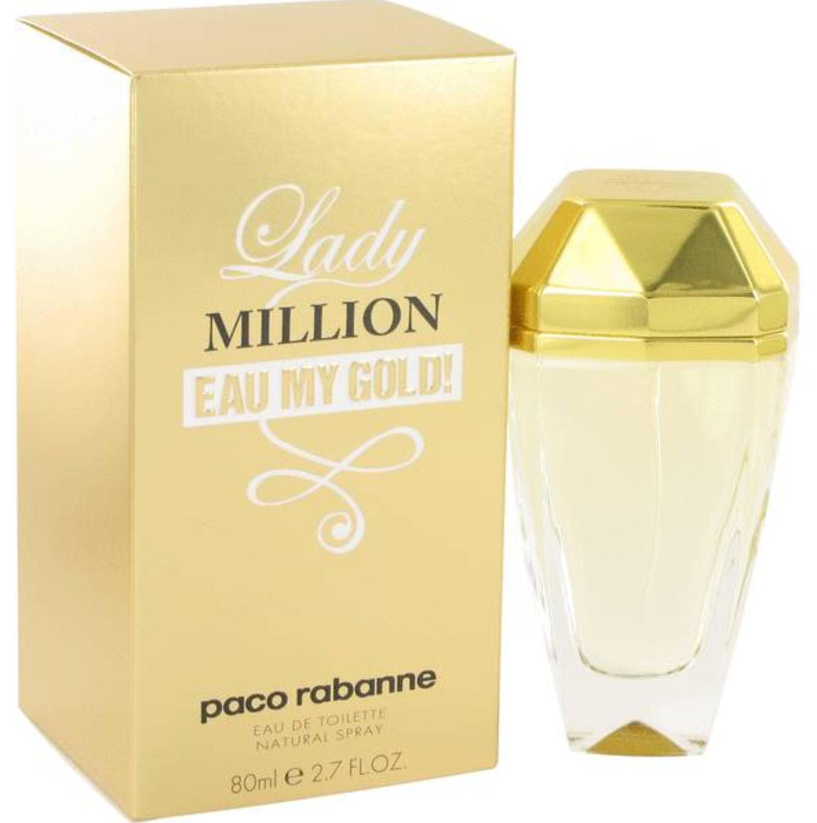 Paco Rabanne - Lady Million Eau My Gold - Eau de Toilette