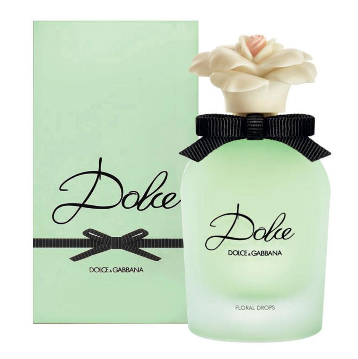 Dolce & Gabbana -  Dolce Floral Drops - eau de toilette