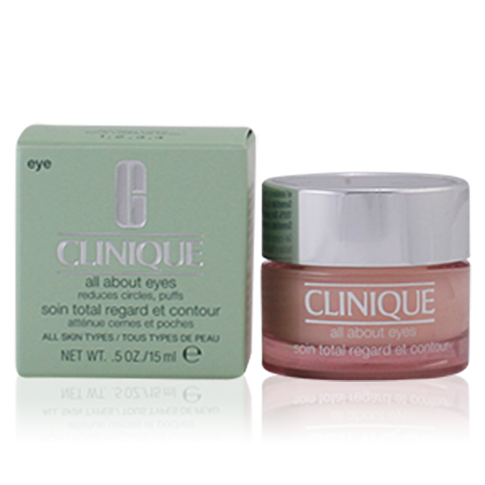 Clinique - All about eyes