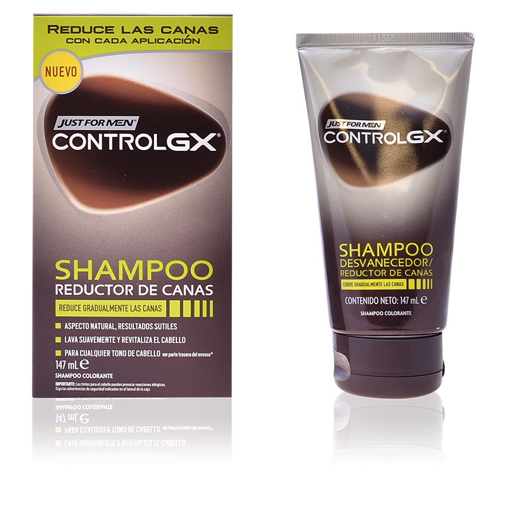 Just For Men - ControlGX - Shampoo Redutor de cabelos grisalhos