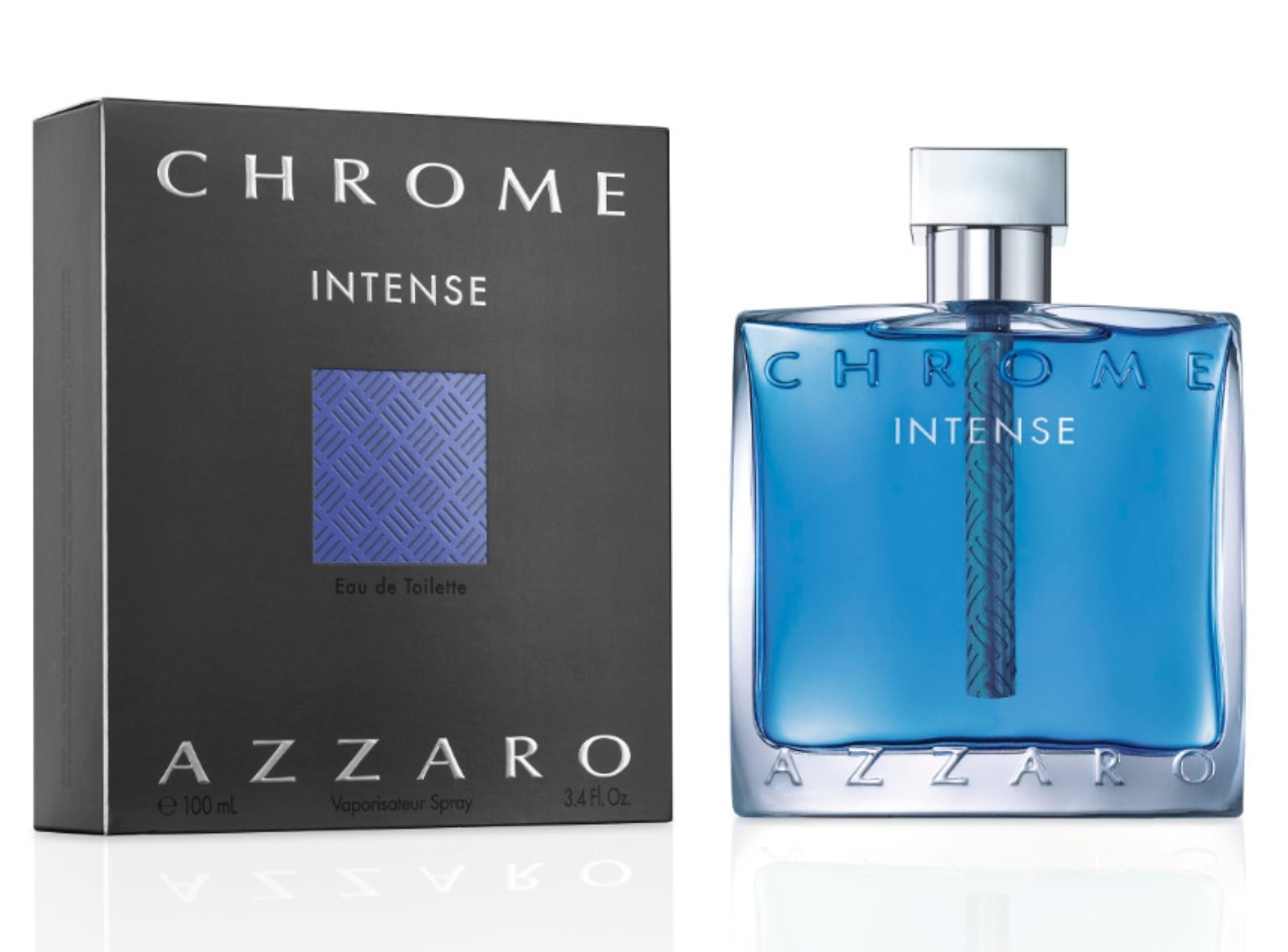 Azzaro - Chrome Intense - Eau de Toilette
