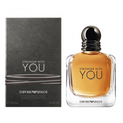 Giorgio Armani - Stronger With You - Eau de Toilette