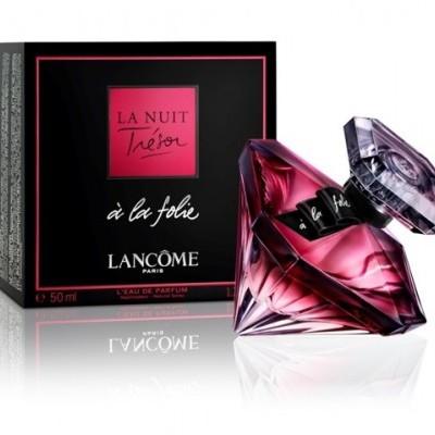 Lancôme - La Nuit Tresor A La Folie - eau de parfum