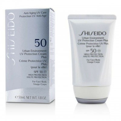 Shiseido - Urban Environment uv protection creme Plus Spf50