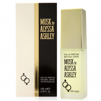 Alyssa Ashley - MUSK - eau de parfum