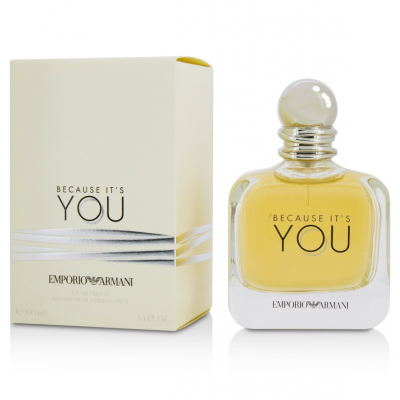 Giorgio Armani - Because It's You - Eau de Parfum
