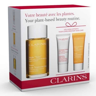 Clarins - Huile Tonic
