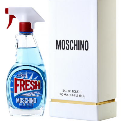 Moschino - Fresh Couture - eau de toilette