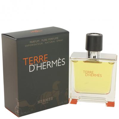 Hermès - Terre D'Hermès Parfum (Pure Perfume)