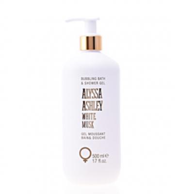 Alyssa Ashley - White Musk bath & shower gel