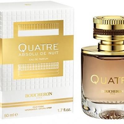 Boucheron - Quatre Absolu de nuit pour femme - eau de parfum