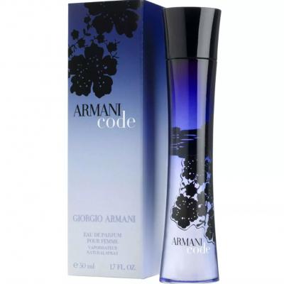 Giorgio Armani - code femme - eau de parfum