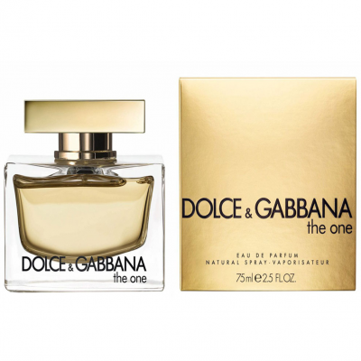 Dolce & Gabbana The ONE - eau de parfum