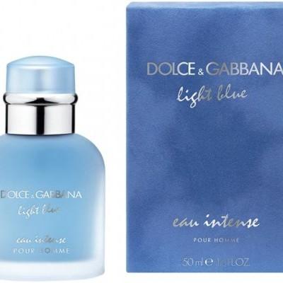 Dolce&Gabbana - Light Blue Pour Homme - Eau Intense - eau de parfum
