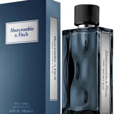 Abercrombie & Fitch - First Instinct Blue - Eau de Toilette