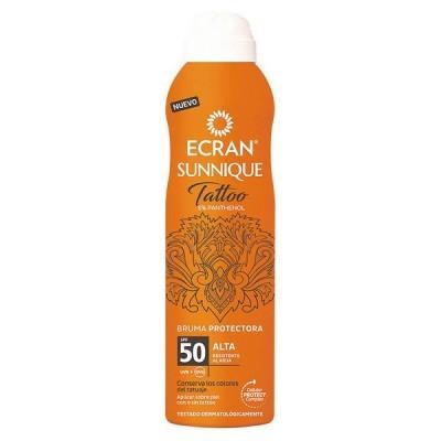 Ecran - Sunnique Tattoo Bruma Protectora SPF50