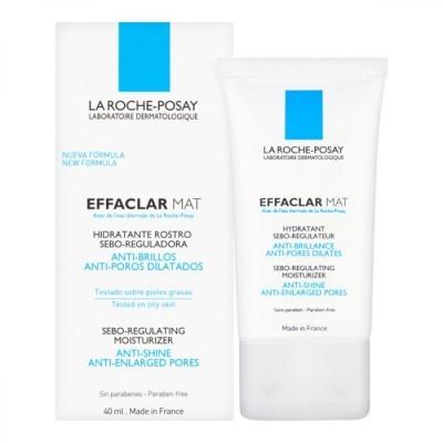 La Roche-Posay - Effaclar MAT - Hidratante rosto e anti-poros dilatados