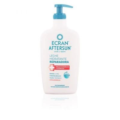 Ecran - Aftersun Leite Hidratante Pele Atópica com Dosificador
