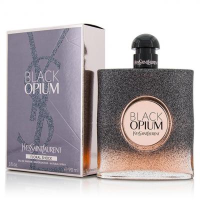 Yves Saint Laurent - Black Opium - Floral Shock - eau de parfum