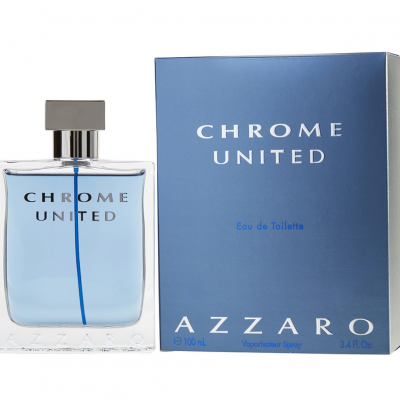 Azzaro - Chrome United - Eau de Toilette