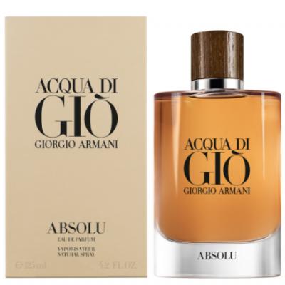 Giorgio Armani - Acqua di Gio Homme - Absolu - Eau de Parfum