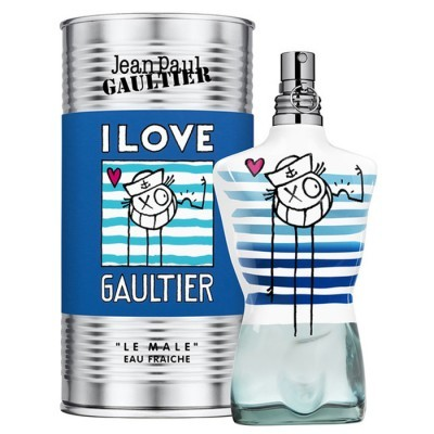 Jean Paul Gaultier - Le Male I Love Gaultier - eau fraiche