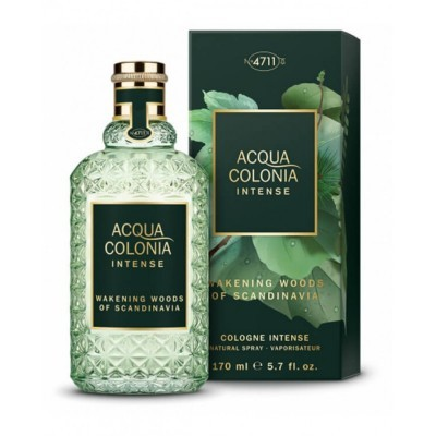 4711 - Acqua Colonia Intense Wakening Woods of Scandinavia  - eau de cologne