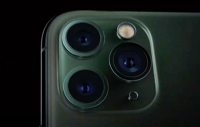 Eis os novos iPhone 11 Pro e iPhone 11 Pro Max