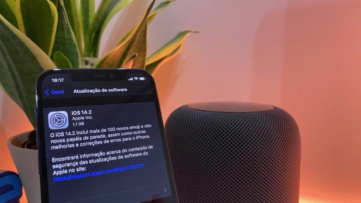 📱 Apple lança iOS 14.2 e traz várias novidades para o seu iPhone