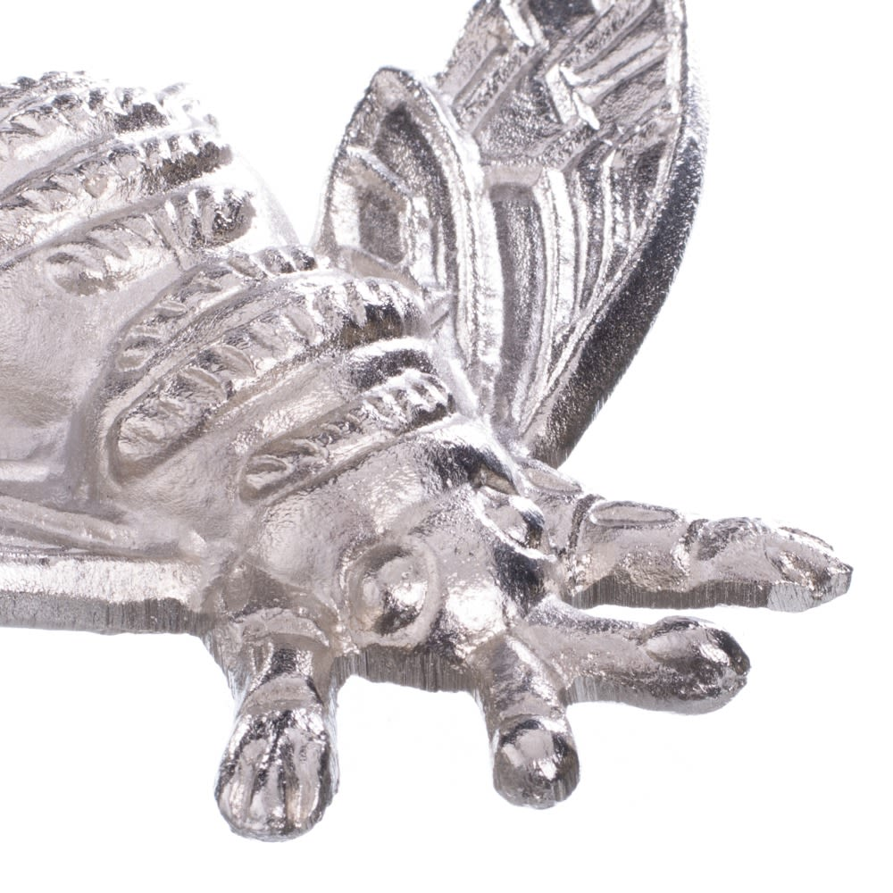 Mosca em Alumínio Decorativa