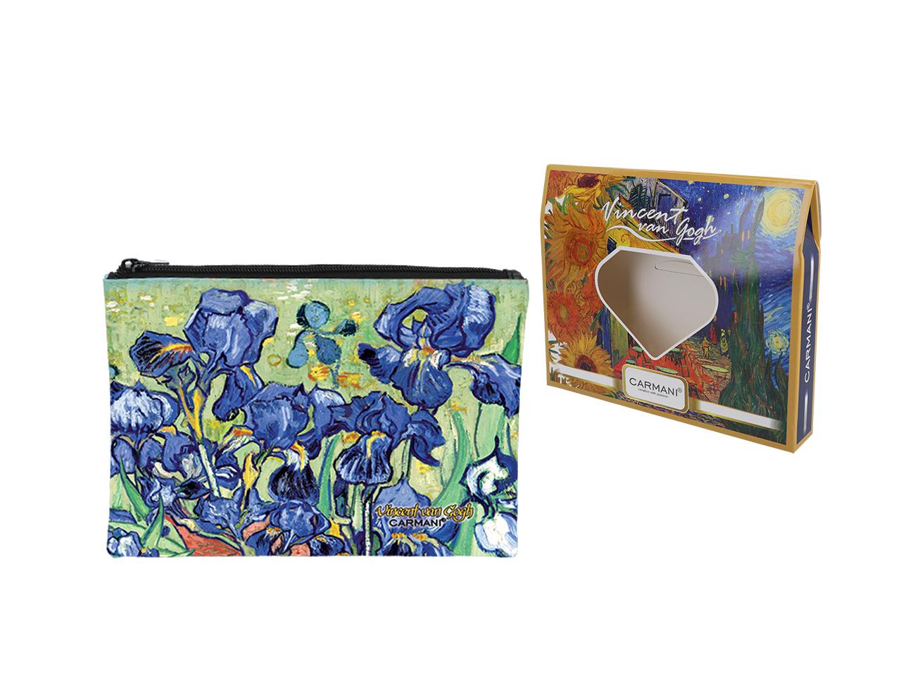 Mestres da pintura -V. Van Gogh- Iris - Necessaire