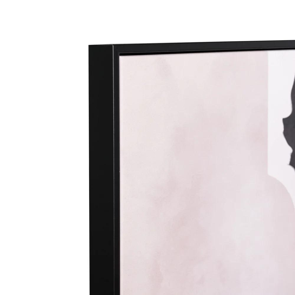Quadro impressão figura Femenina 62,70 X 4,30 X 92,70 CM