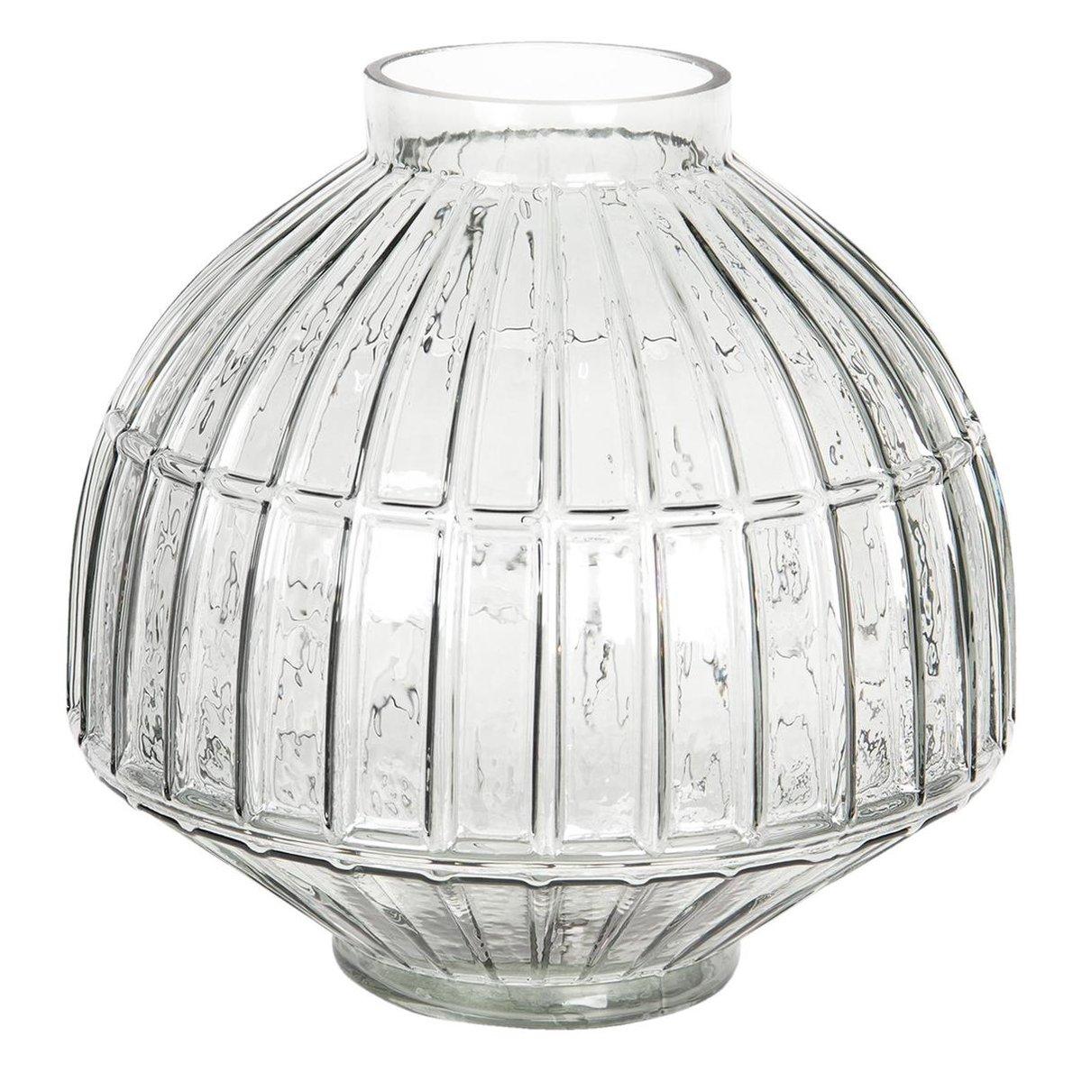 Vaso em vidro 30*30 cm