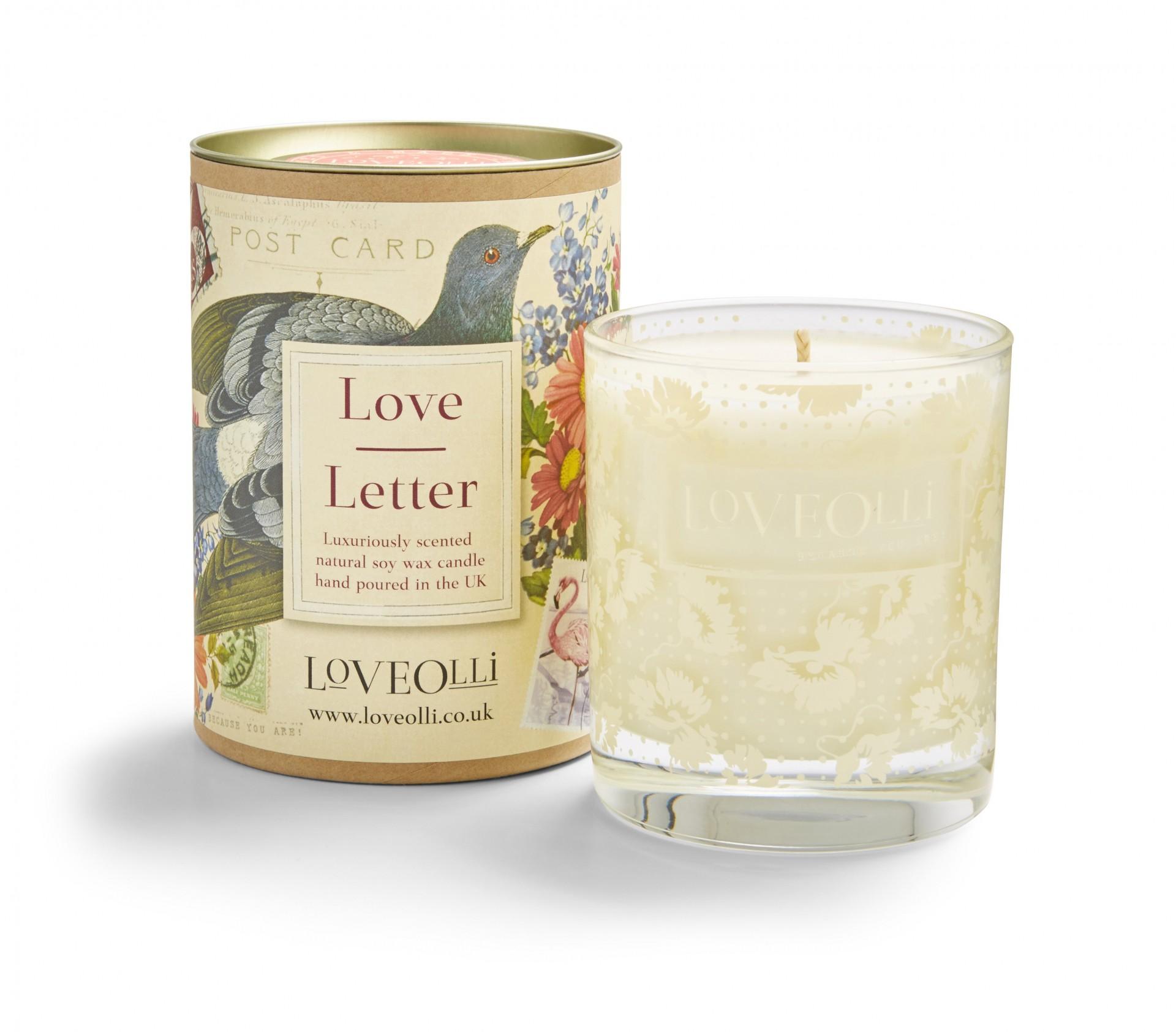 Loveolli-Vela LOVE LETTER