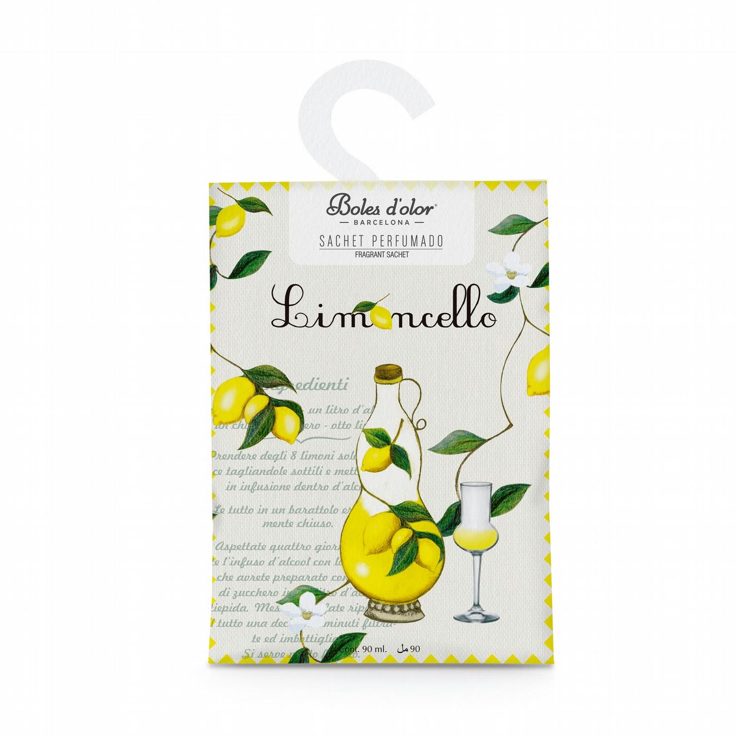 Boles D'Olor - Sachet Perfumado Limoncello