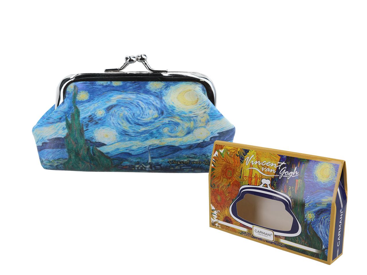 Mestres da pintura - V. Van Gogh - Noite Estrelada - Carteira