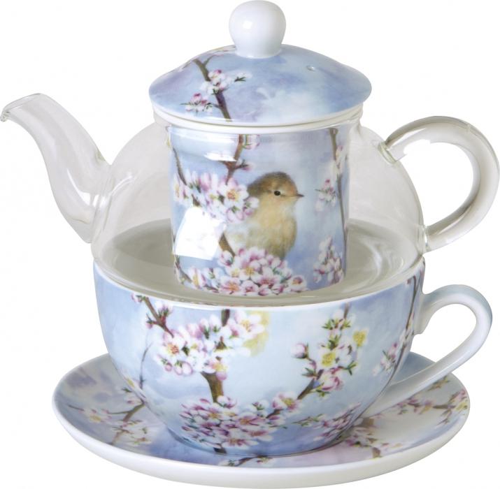 Chá para 1 passarinho