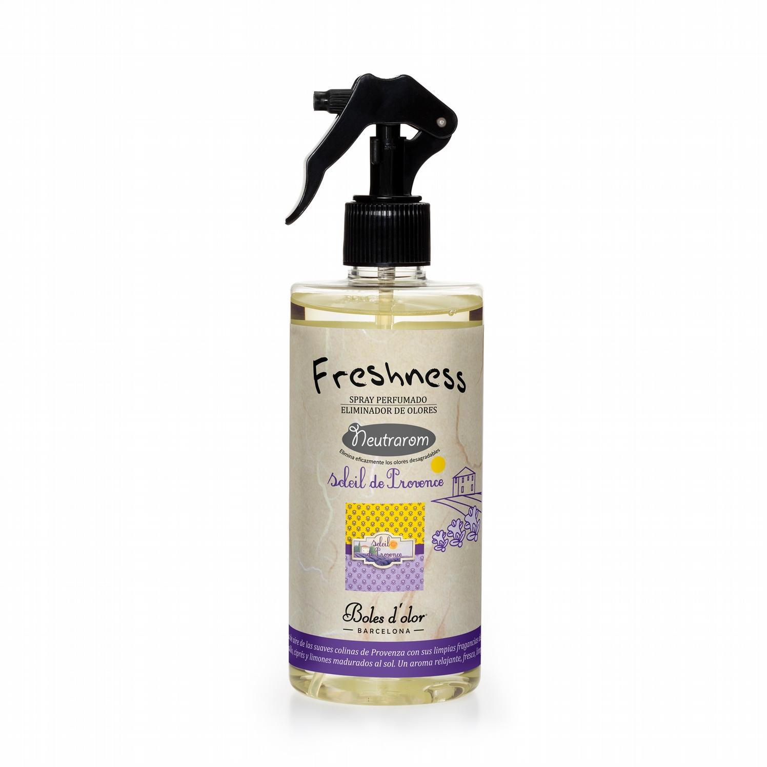 Boles D'Olor - Spray Freshness Soleil de Provence 500ml