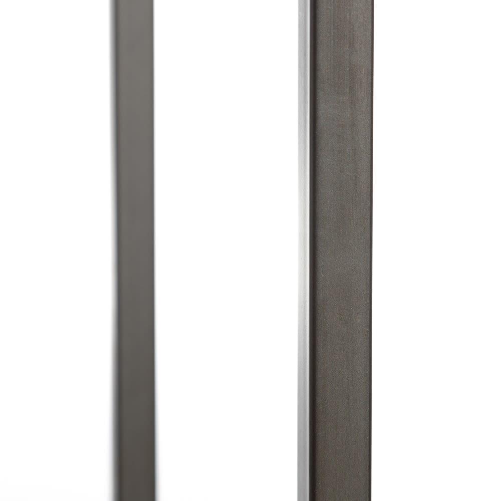 Secretária metal / madeira 4 gavetas