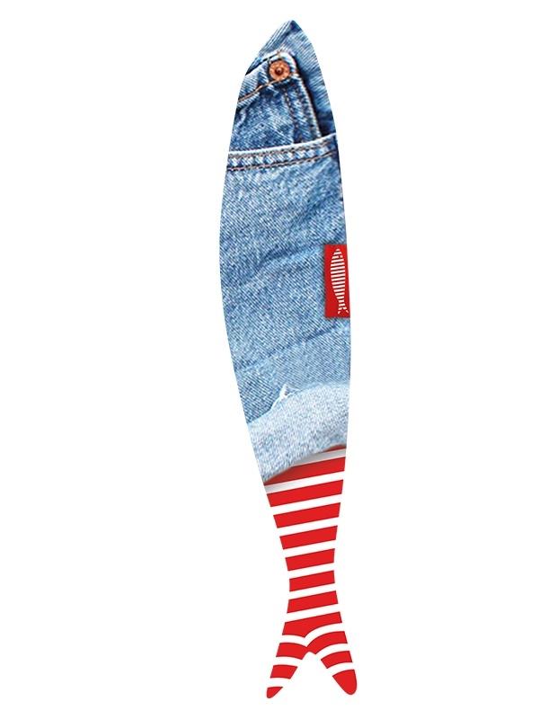 Sardinha Bordallo Pinheiro - Jeans