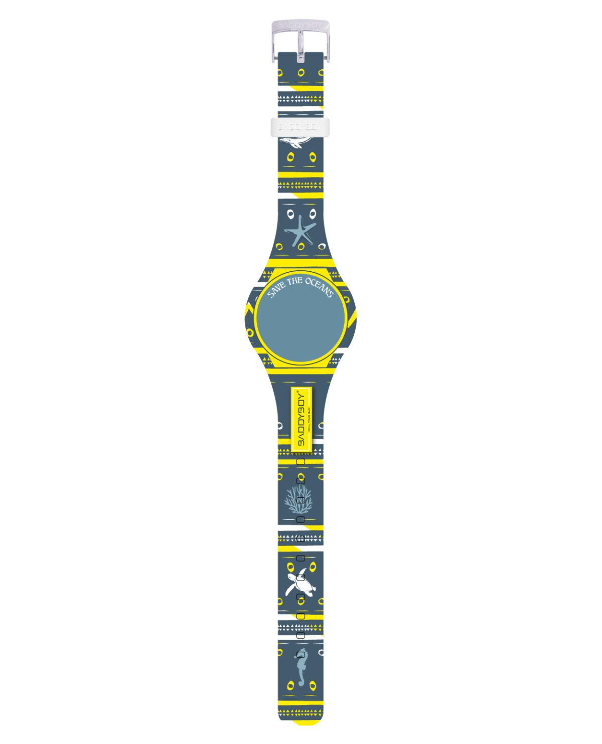 BaddyBoy Relógios colecção SAVE THE OCEANS