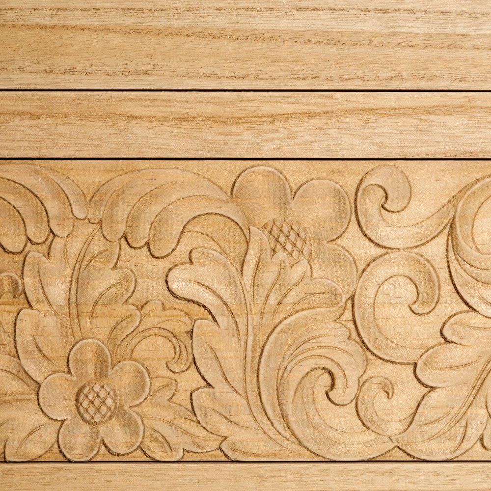 Cómoda madeira natural 3+2gavetas