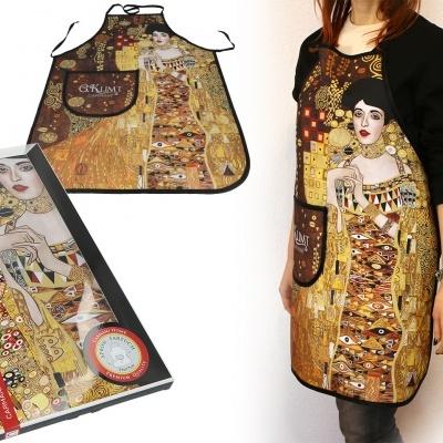 Avental Mestres da pintura - G. Klimt - Adele